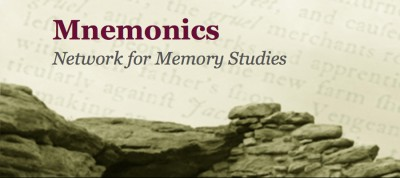 "CFP Mnemonics Summer School ""The Other Side of Memory: Forgetting, Denial, Repression"""