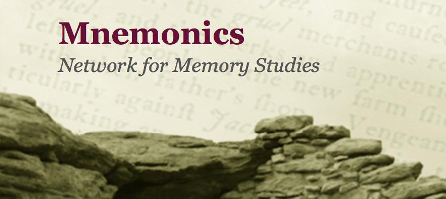 """Mnemonics Summer School """"Memory Unbound"""""""
