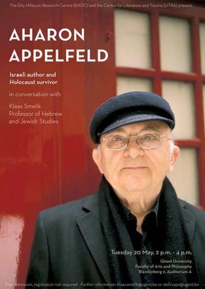 Meet the Author: Aharon Appelfeld