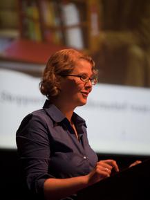 CMSI Lecture: Esther Peeren