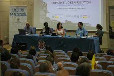 Memory Studies Association – Closing Plenary Session (video)